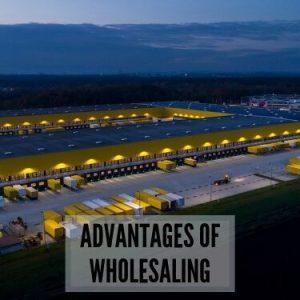 Advantages of Wholesaling