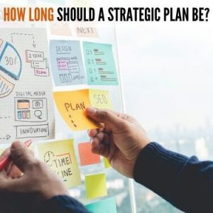 HOW LONG SHOULD A STRATEGIC PLAN BE