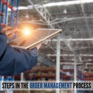 Steps in the Order Management Process