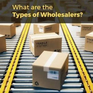 What are the Types of Wholesalers