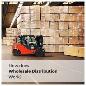 how does wholesale distribution work