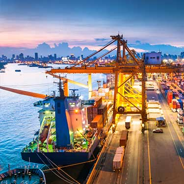 production-distribution-strategy-ocean-freight