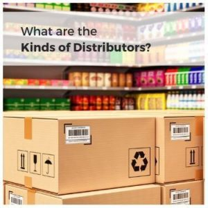 what are the kinds of distributors